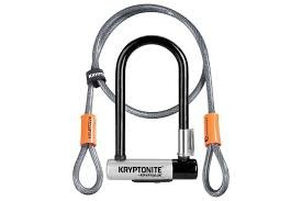 Kryptonite Krypto Mini-7/Cable
