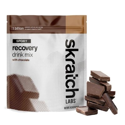 SKRATCH Recovery Mix Chocolate