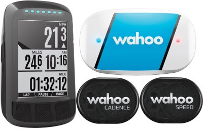 Wahoo Elemnt Bolt GPS Bundle