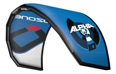 Ozone Alpha V1 14m Blue