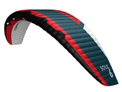 Flysurfer Soul 6m