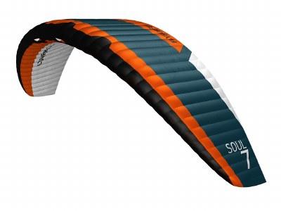 Flysurfer Soul 7m