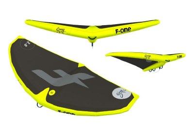 F-One Swing 5.0m Black