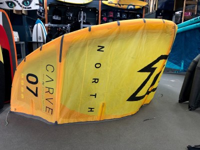 2020 North Carve 7m Yellow