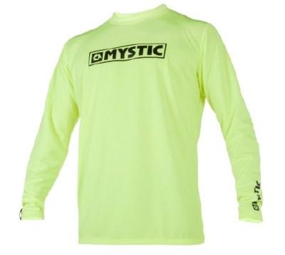 Mystic Star L/S Lime XL