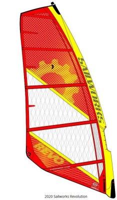 2021 Sailworks Revo 5.3 Yellow