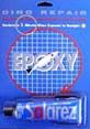 Solarez EPOXY Fiberfill repair
