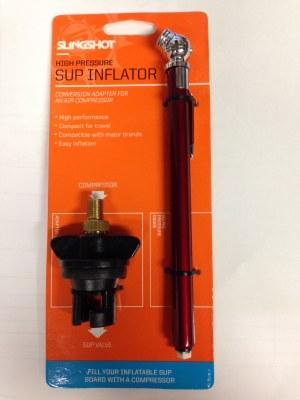 Slingshot SUP inflation valve