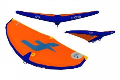 F-One Swing 5.0m Blue Orange