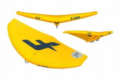 F-One Swing 5.0m Mango Slate