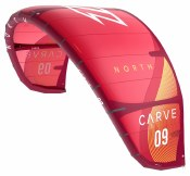 2021 North Carve 9m Red