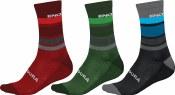 BaaBaa Merino Stripe Socks L/X