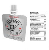 Endurance Tap Maple Syrup Gel