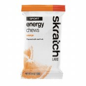 SKRATCH Energy Chews Orange