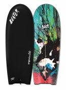 "Catch Surf LOST Beater 54"" Blk"