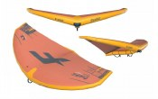 F-One Strike V1 4.2m Mango Pap