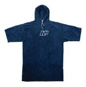 NP Surf Poncho Blue