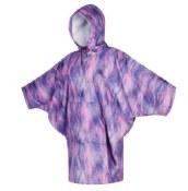 Mystic Poncho Women Purple