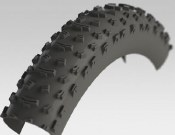 Surly Nate Tire 26x3.8 120tpi