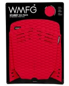 WMFG 6packStubby Pads Red