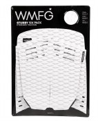 WMFG 6packStubby Pads White
