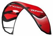 Ozone Zephyr V6 17m Red
