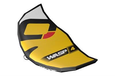 Ozone WASP V1 4.0m Yellow