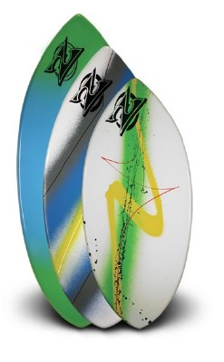 "Zap Small Wedge 40"" Skimboard"