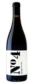 Bachtobel No4 Pinot Noir 2014