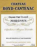 Boyd Cantenac 1983 MAG