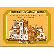 Ducru Beaucaillou 1966