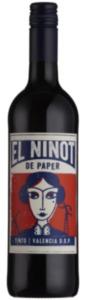 El Ninot de Paper Tinto 2019