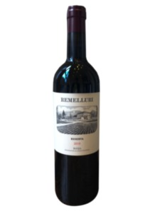Remelluri Rioja Res half 2014
