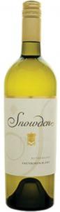Snowden Sauvignon Blanc 2018