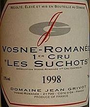 Grivot Clos de Vougeot GC 2005