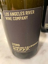 LA River Raisin City White 201