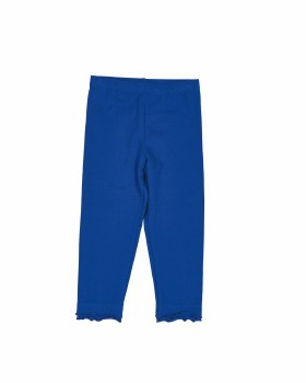 Royal Leggings, 96%Cotton 4%Spandex  From the Florence Eiseman Baby Sportswear Collection Bright Idea .  Early Fall 2018