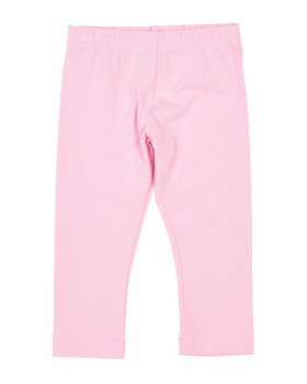Pink Knit. 95% Cotton 5% Spandex. Leggings