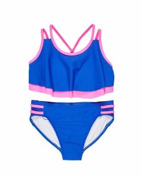 Royal, Pink Tricot Knit, 80% Nylon 20% Spandex