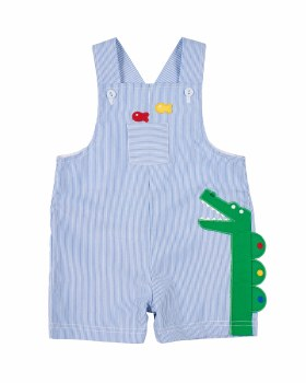 Blue Junior Cord, 75% Polyester 25% Cotton, Alligator