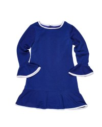 Royal Techno crepe 96% Polyester, 4% Spandex