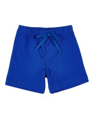 Royal French Terry Shorts, 97% Cotton, 3% Spandex
