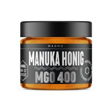 Manuka Honey MGO 400 -150g