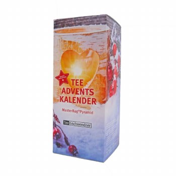 Advent Tea Calendar w sachets
