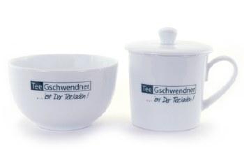 Porcelain Tea Taster Set