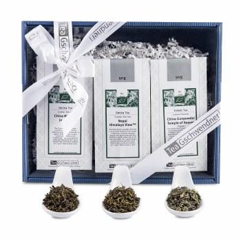 Tea Sampler-Green Classic
