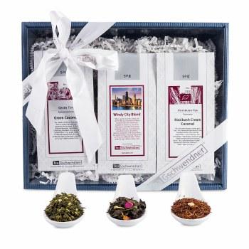 Tea Sampler-Chicago Favorites