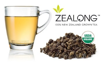 New Zealong Oolong Tea