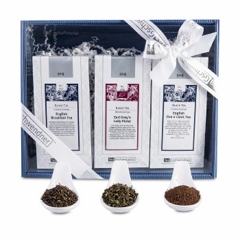 Tea Sampler-English Style