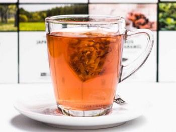 Blood Orange Tea Sachet